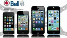 BELL OR VIRGIN - iPHONE REPLACEMENT UNLOCK SERVICE - 5 5c 5s 6 6s 6+ 6s+ SE 7 7+