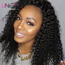 New ListingUNice 3 Bundles 8A Brazilian Curly Hair 100% Virgin Brazilian Human  Hair Weaves dc5d1774fc