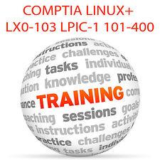 CompTIA Linux + LX0-103 y LPI Lpic - 1 101-400 - Video Tutorial DVD de entrenamiento