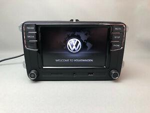 Volkswagen VW RCD 330 Bluetooth MIB Radio for Golf Touran Passat CC B6 B7 MK5