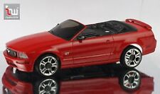 IWAVER 1:28 02M MUSTANG CABRIO ON-ROAD CAR ELETTRICA BRUSHED RADIO FM 2WD RTR