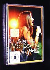 ALANIS MORISSETTE LIVE AT MONTREUX 2012  DVD SCHNELLER VERSAND NEU & OVP