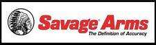 """Savage Arms firearms gun weapon decal bumper sticker 6.5"""" x 1.75"""""""