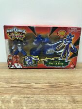 Power Rangers Jungle Fury JAGUAR BATTLE BIKE Transforms Bandai 2008 New