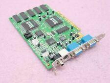 Creative Labs PCI Video Card DXR2 DVD Decoder Dual CT7220