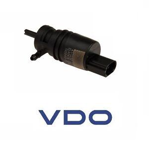 For BMW E70 640i 750Li Alpina B7 Windshield Washer Pump OEM 67126934160 NEW