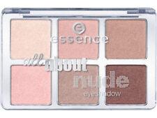 essence All About Nude Eyeshadow Liedschatten Liedschattenpalette