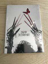 Edward Scissorhands  DVD Johnny Depp-Tim Burton-