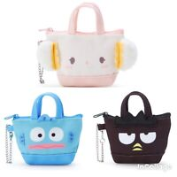 Hello Kitty / My Melody..Mini Tote Bag Mascot Holder Sanrio Official Japan