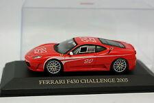 Ixo 1/43 - Ferrari  F430 Challenge 2005