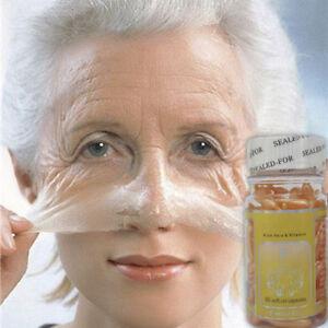 Vitamin E Hyaluronic Acid Retinol Facial Serum Skin Care Anti Aging Skin Capsule