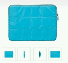 ZEST 'Taylor' Notebook Sleeve 16-Blue for laptops with screens up to 15.6 inches