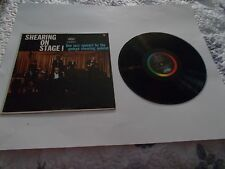 "George Shearing  "" Shearing On Stage""  [  B  ]"