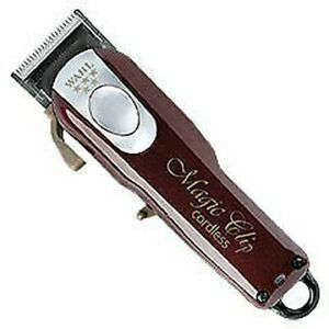 Wahl - Magic Clip Cordless Fading Clipper Hair Trimmer Barber 08148-316
