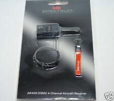 Spektrum SPMAR400 AR400 4 Channel RC Sport Receiver DSMX 2.4GHz New Genuine UK