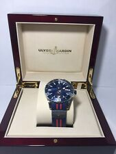 ULYSSE NARDIN MARINE DIVER WATCH -MINT-