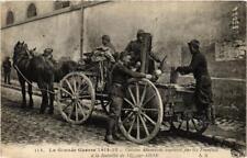 CPA Vic sur Aisne. Cuisine Allemande capturée par les Francais. (665981)