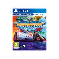 Mini Motor Racing X PlayStation PS4 PSVR 2020 EU English Factory Sealed