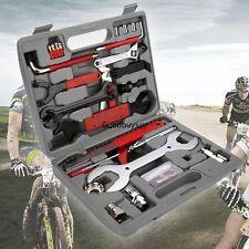 Hot 44pcs Pro Multi-function Home Mechanic Bike Bicycle Cycling Tool Kit set GDY