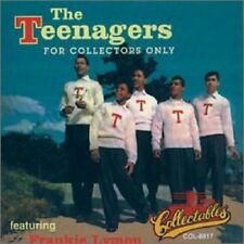 The Teenagers Featuring Frankie Lymon-For Collectors only {3 CD} FREE POST!!!!!!