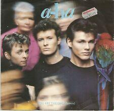 "A-ha – You Are The One (Remix) RARE ADRENALIN 1st PRESS 7"" 45 single 1988 EX"