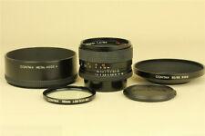 MINT Contax Carl Zeiss Planar T* 50mm f/1.4 AEJ lens