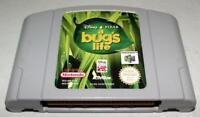 A Bug's Life Nintendo 64 N64 PAL