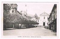 lauro napoli avellino animata via municipio chiesa del carmine spedita 1962