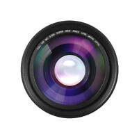30mm 37mm 0.39X Full HD Wide Angle Macro Lens for Ordro Andoer Digital D7L5