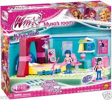 Winx Club MUSA'S ROOM Construction blocks / bricks by Cobi /25142/ 140 pcs