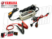 MF1816 - CARICABATTERIE A 6 FASI E MANTENITORE YAMAHA YEC-9 BATTERY CHARGER 12V