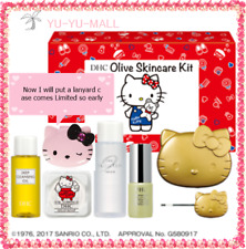 DHC OLIVE SKIN CARE KIT DEEP CLEANSING OIL ETC.LIMITED  SANRIO  HELLO KITTY JA