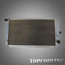 Aluminum Radiator For Ford Falcon EA EB ED Fairmont Fairlane NA NC V6 V8 AT/MT