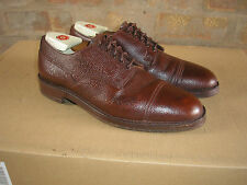 VINTAGE LOTUS VELDTSCHOEN FIELD COUNTRY SHOOTING BROGUE UK9.5FORMAL CHURCH RARE