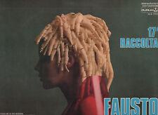 FAUSTO PAPETTI disco LP 33 giri  SAX Raccolta n. 17 made in ITALY 1973