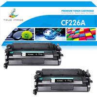 2PK Toner Cartridge for HP 26A CF226A LaserJet Pro M402n M402dn M426dn M426fdw