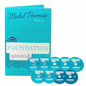 Foundation Spanish New Edition Learn Spanish with the Michel Thomas Method