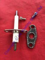 Keston Heat 45 & 55 Boiler Flame Sensing Detection Electrode 176206
