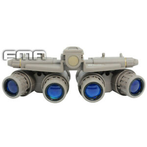 FMA Tactical Airsoft GPNVG 18 Dummy NVG Night Vision Goggle Model No Function