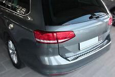 VW PASSAT 3g B8 Variant ab 2014 Ladekantenschutz Edelstahl Abkantung Chrom