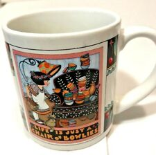 Mary Engelbreit Life is Just a Chair of Bowlies Cherries Paper Product Japan Mug