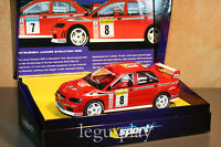 Slot SCX Scalextric UK C2364A Mitsubishi Lancer Evolution 7 WRC Nº8 - New