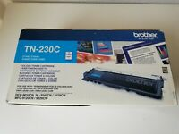 Genuine Original Brother TN-230C Cyan Toner Printer Cartridge