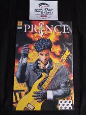 PRINCE #1 VF/NM 2nd print BRIAN BOLLAND cover ALTER EGO Comics
