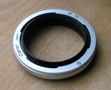 genuine Canon FL FD  manual 10mm extension tube non auto