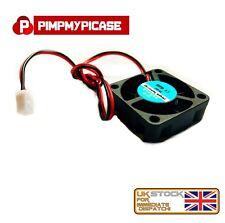 5V ventola di raffreddamento per Raspberry Pi 2 3 modello B a B + buona condizione tutti i modelli (UK STOCK)