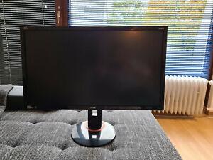 "Acer Predator XB280HK 28"" LED 4k UHD Gaming Monitor G-Sync"