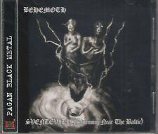 BEHEMOTH - SVENTEVITH (STORMING NEAR THE BALTIC)(+1 Bonus)(1995/2005)CD+OBI+GIFT