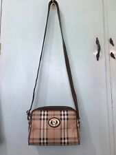 Authentic Vintage Burberry Of London Crossbody Bag