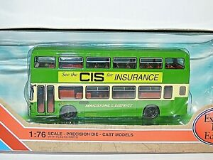 Exclusive First Editions Leyland Olympian Maidstone & District